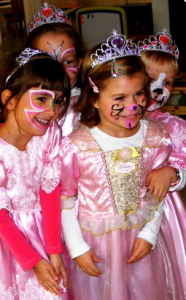 hercegnős party